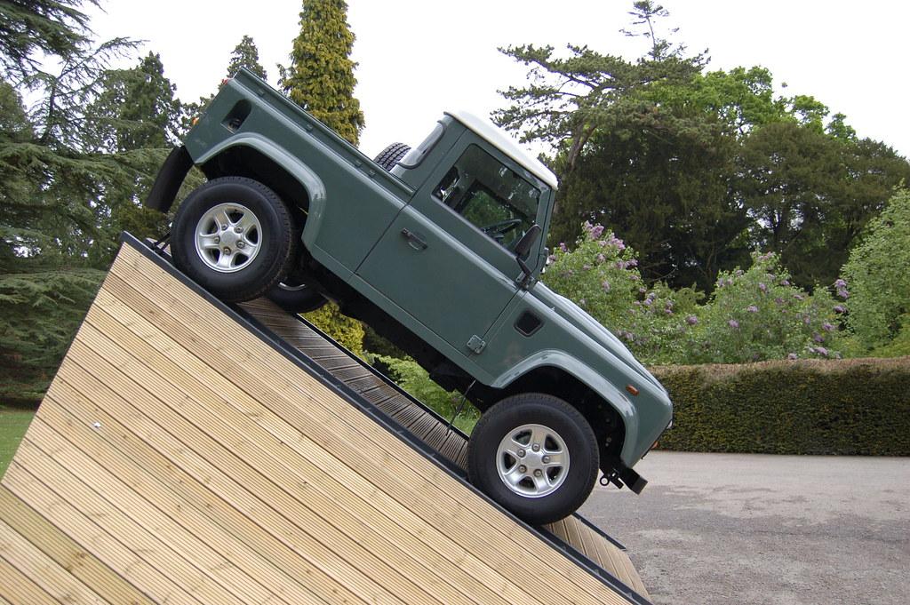 defender 90 pick up tdci keswick green new defender laun flickr. Black Bedroom Furniture Sets. Home Design Ideas
