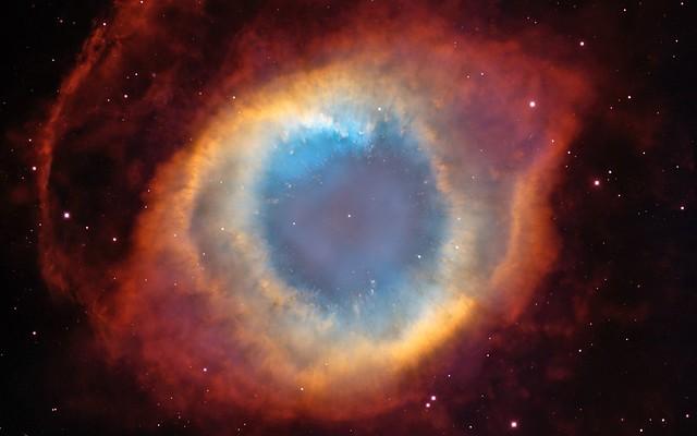 Space helix nebula the helix nebula a gaseous for Trodel mobel