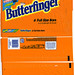 Nestle - Butterfinger - Nintendo Video Game Instant Giveaway - 6 bar candy pack wrap - 1990