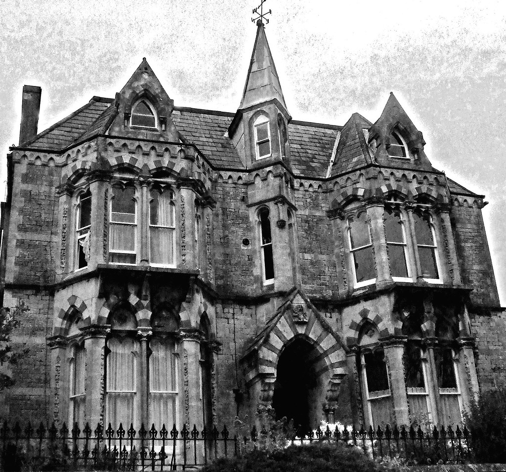 Gothic House Katmary Flickr