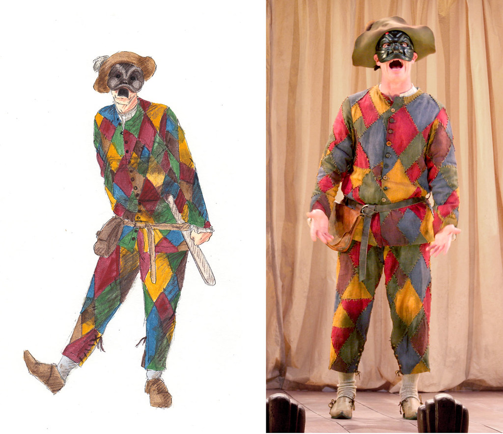 Theater Costume Design Jobs