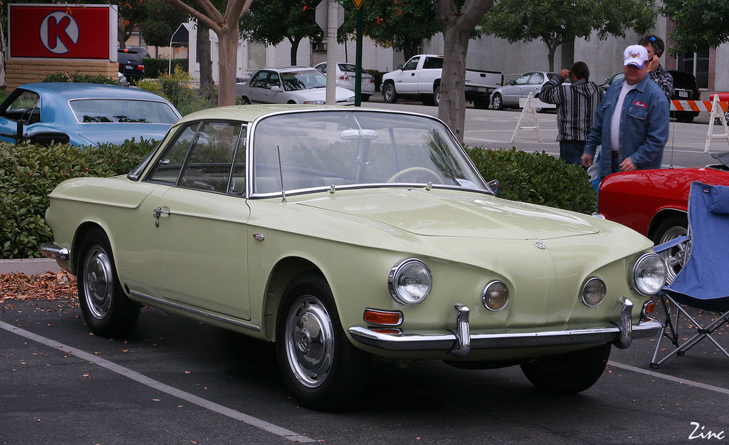 1963 Volkswagen T34 Karmann Ghia 1 Rex Gray Flickr