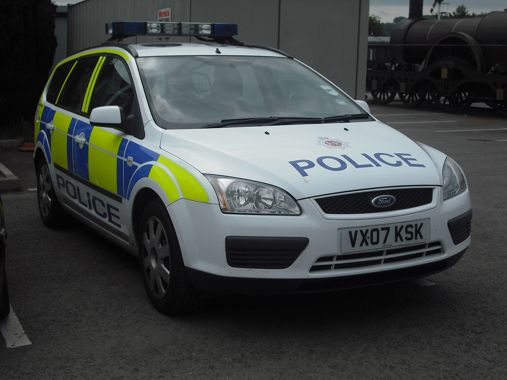 Gloucestershire Constabulary Ford Focus | Gloucestershire ...