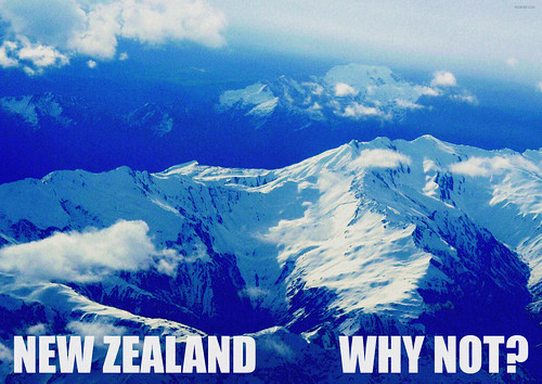 NEW ZEALAND WHY NOT? | by denèe