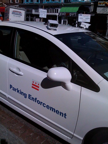 DC Parking Cars with Cameras | by Quartermaine