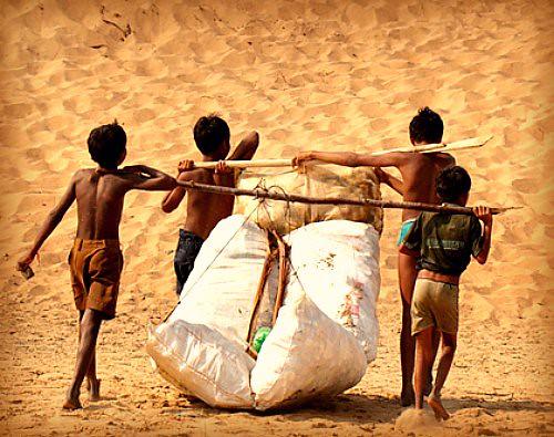 Sharing Burden   Usha Turaga-Revelli   Flickr
