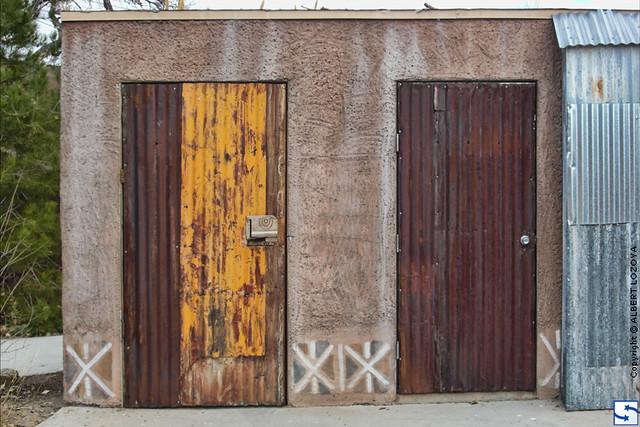 ... Rusty Doors - Albuquerque New Mexico | by spacedustdesign & Rusty Doors - Albuquerque New Mexico | Albuquerque New Mex\u2026 | Flickr