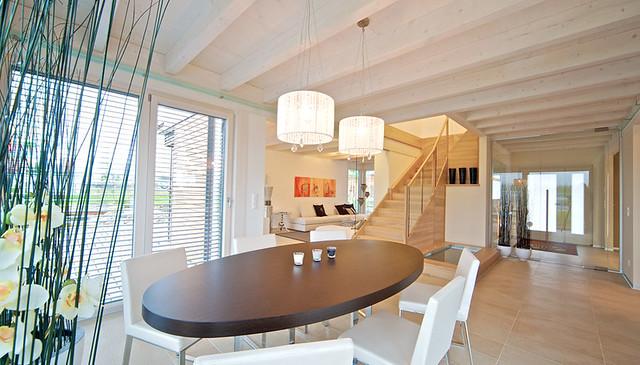 musterhaus classic linz essbereich modernes design in verb flickr. Black Bedroom Furniture Sets. Home Design Ideas