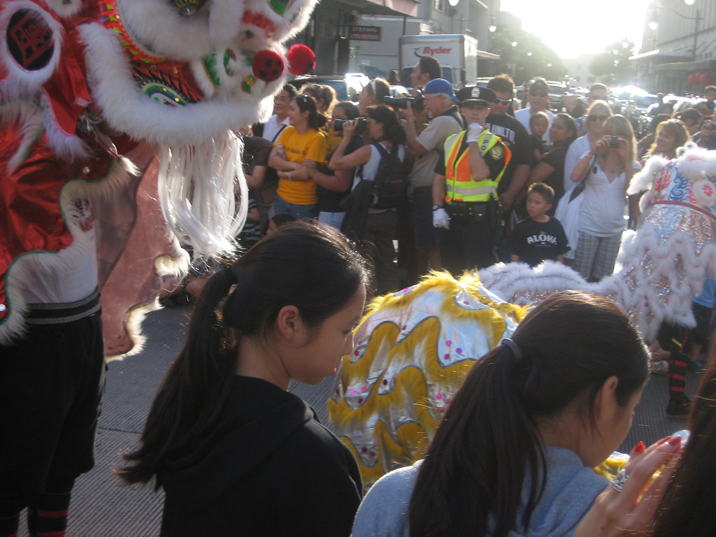 Lion Dance Group 37