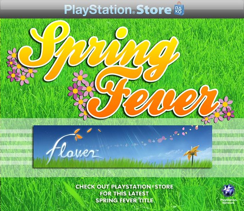 Spring Fever Flower | by PlayStation.Blog