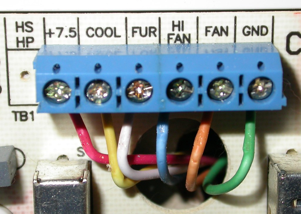 Colorful Find Solutions To Your Duo Therm Thermostat Wiring Diagram ...