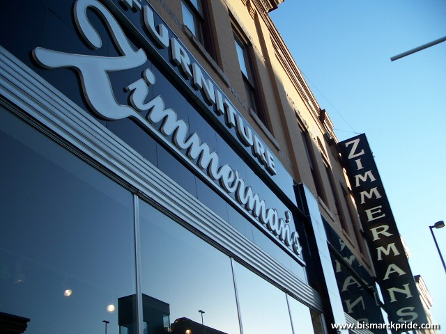 ... Zimmermanu0027s Furniture   Webb Brothers Block   Downtown Bismarck | By  BismarckPride.com
