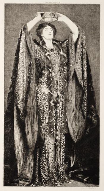 Portrait of Ellen Terr...