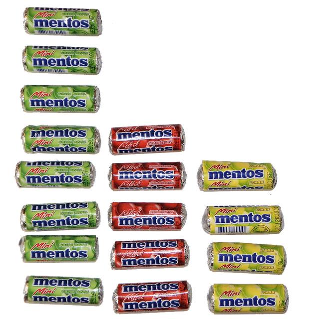 Mentos Mini Mini Mentos | by Минти