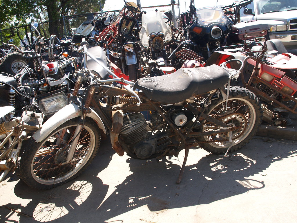 Channelview Texas Motorcycle Salvage Yards Land 39 S Cycles 2