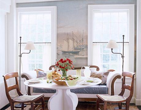 Delightful Kitchen Table Settee | BeaglesDoItBetter | Flickr