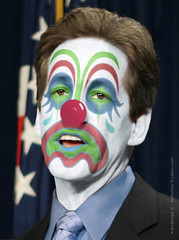 Norm Coleman (??? R-MN):: Obstructionist Republican Clown
