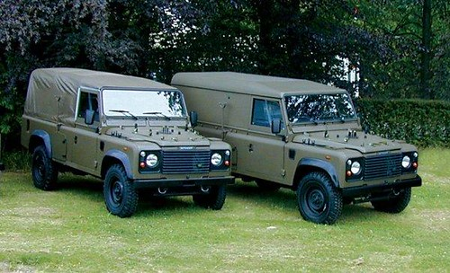 Land Rover Military Spec Demonstrators A01470258 Flickr