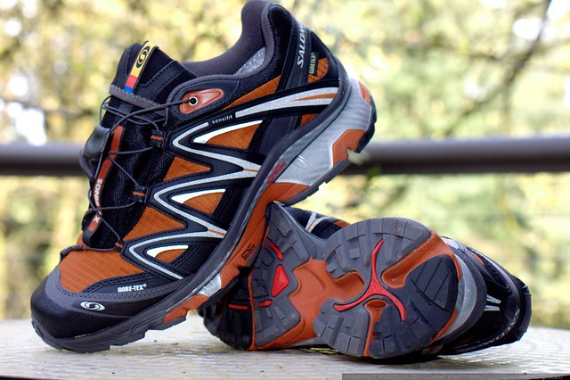 Salomon Xt Wings  Gtx Trail Running Shoes