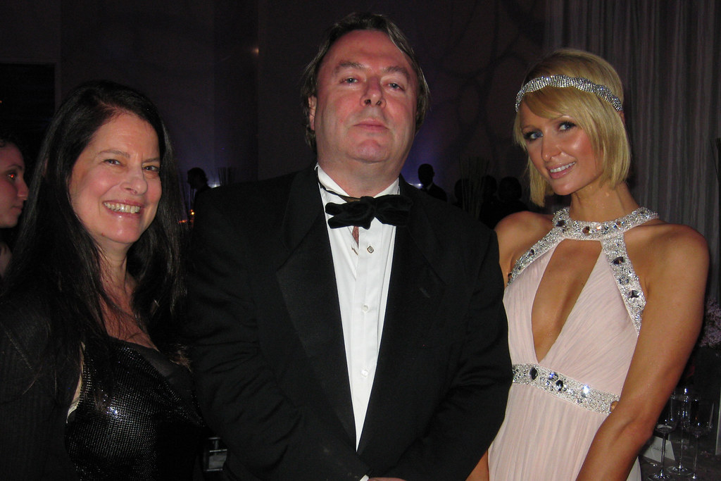 Carol blue christopher hitchens and paris hilton kennedy