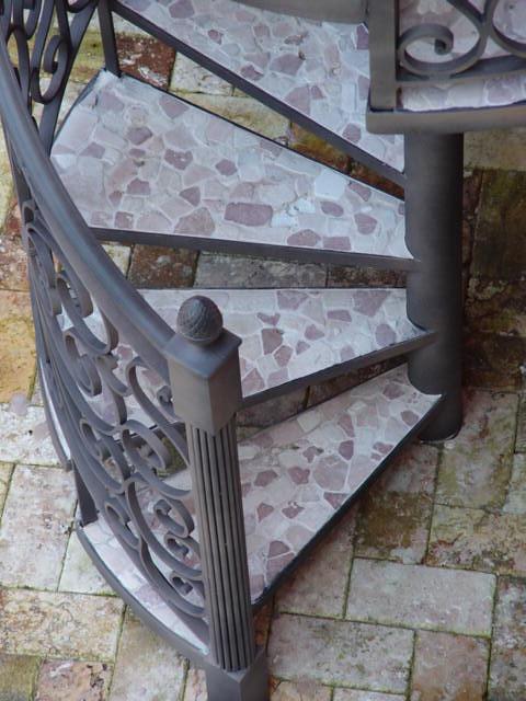 ... Custom Spiral Stair | By DecoDesignCenter.com