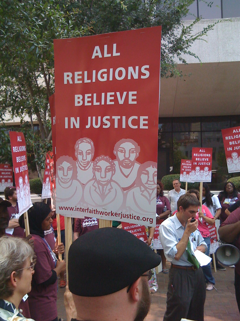 09 >> IWJ Prayer Vigil for Employee Free Choice | Interfaith Worke… | Flickr