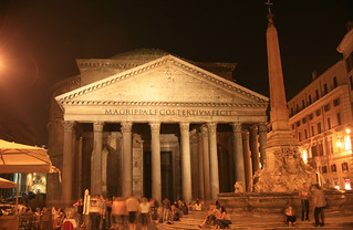 An Evening at the Pantheon | by laszlo-photo