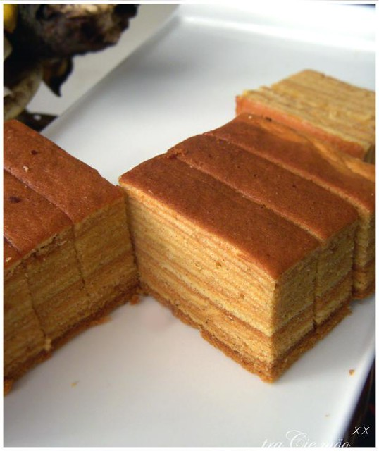 Traditional Indonesian Layer Cake Recipe