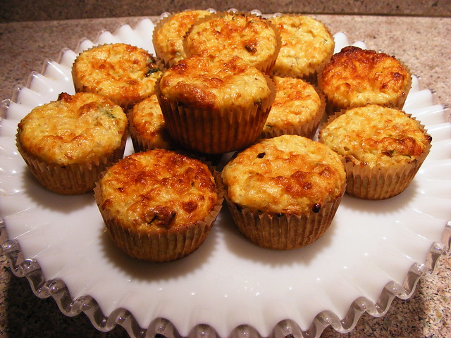Sun Dried Tomato Cottage Cheese Muffins | Flickr - Photo Sharing!