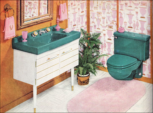 1958 American Standard Bath Tourmaline Green Let 39 S See