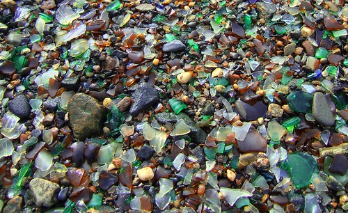 Glass Beach | by astoria4u