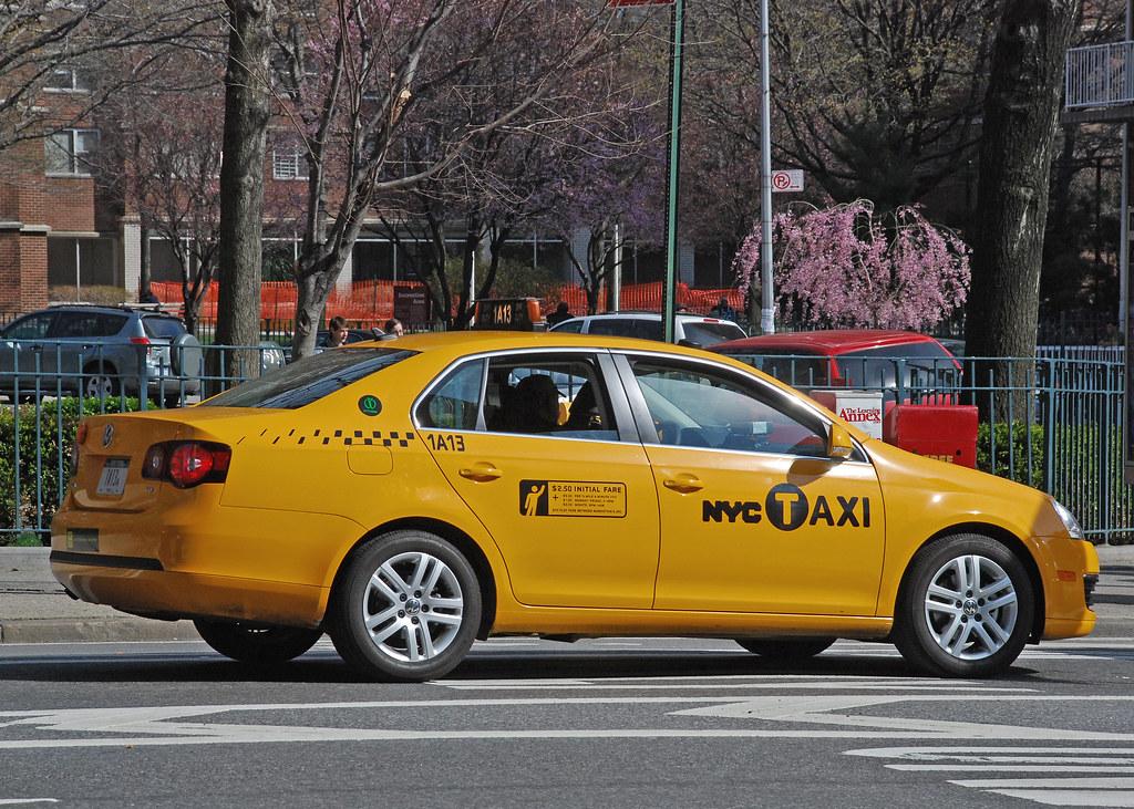 Nyc Taxi Volkswagen Volkswagen Jetta Tdi So Cal