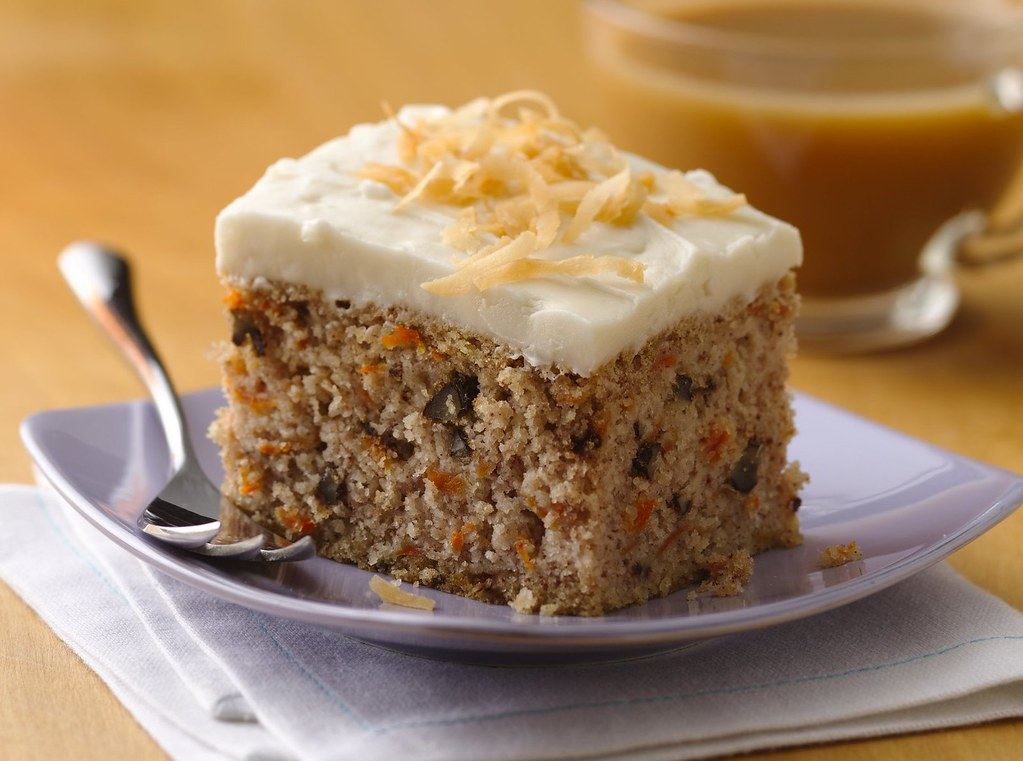 Betty Crocker Gluten Free Carrot Cake