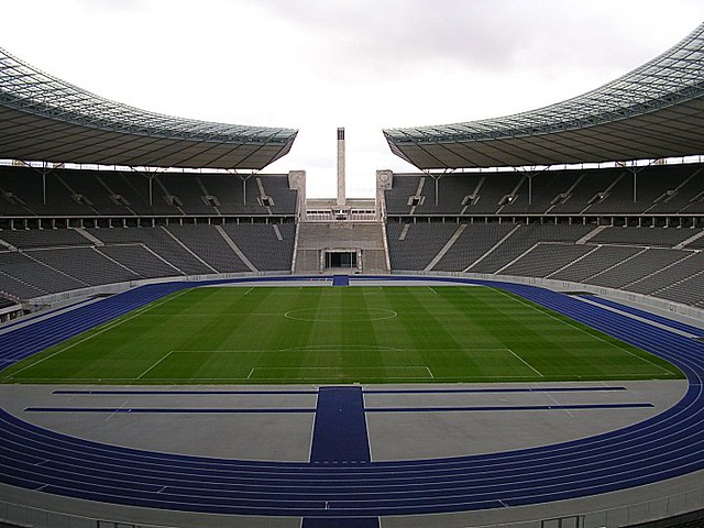 olympia stadion berlin home to hertha bsc one of the few flickr. Black Bedroom Furniture Sets. Home Design Ideas
