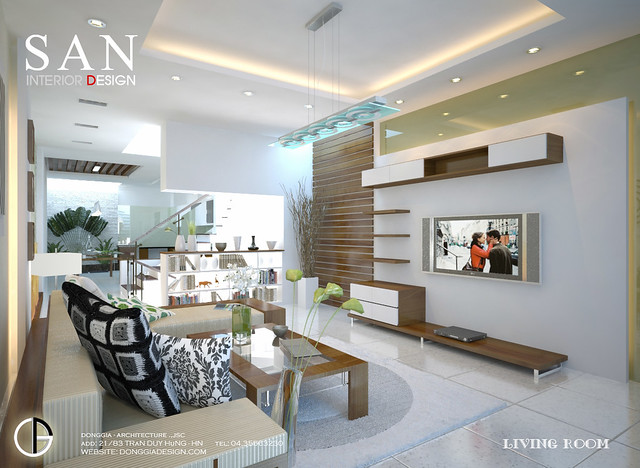Mr Nam Living Room New Design Bach Trong Duc Flickr