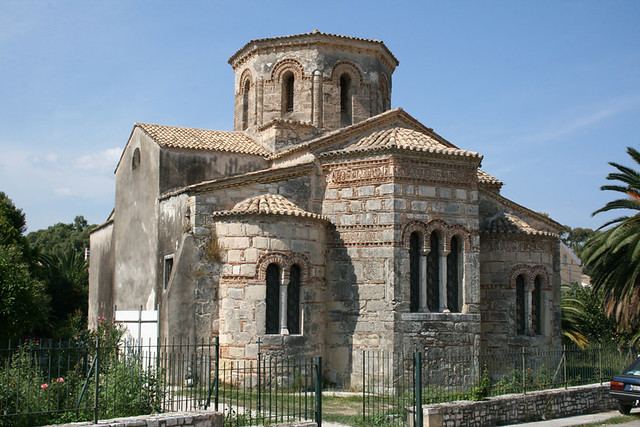 12th C. Byzantine Church of St. Jason and St. Sosipater, A ...