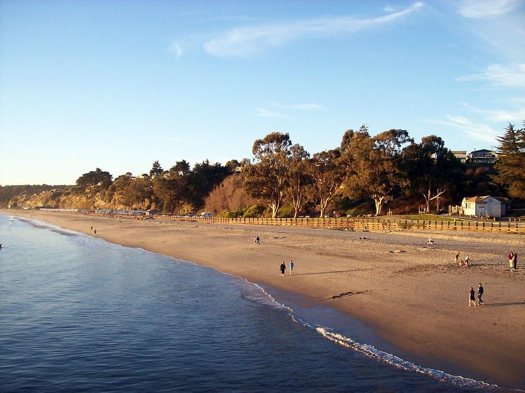 Seacliff State Beach State Park Dr Aptos Ca Parking Fee