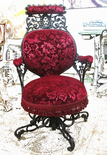 Victorian Style Office victorian office chair...