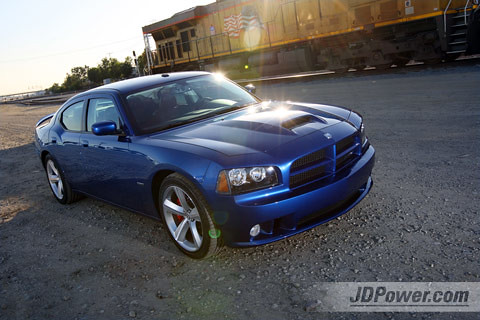 2009 Dodge Charger SRT8 | For full size images, and to see t… | Flickr