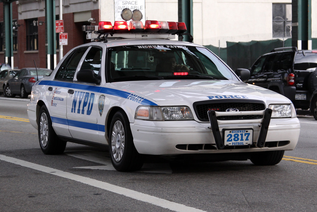 Philadelphia Police Cars >> NYPD Highway Patrol District 3 Ford Crown Vic RMP | Buy my a… | Flickr