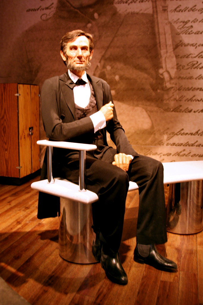 Abraham Lincoln Abraham Lincoln Was The Sixteenth
