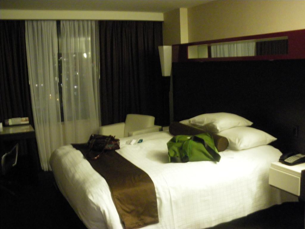 Hyatt Regency Room Service Menu