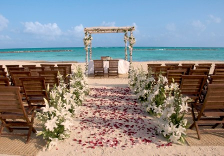 Oceanfront Wedding Riviera Maya The Wedding Of Your