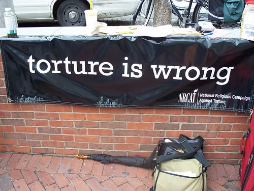 Torture Accountability Action Day-Harvard Square, Cambridge, Mass. June 25, 2009 | by Protest Photos1