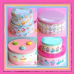Cupcake Tins by ~Très Chic Cupcakes by ShamsD~