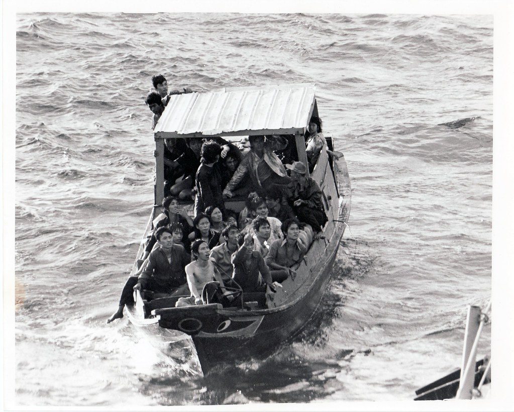 """the importance of the vietnamese boat people to canada Video – remembering the journey to canada of remembering the journey to canada of vietnamese announced that it would admit 50,000 """"boat people""""."""