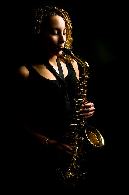 Sax And A Girl  Part Of Ncfe Level 1 Photography Course -2594