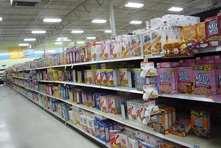 Cereal Aisle | by Rex Roof
