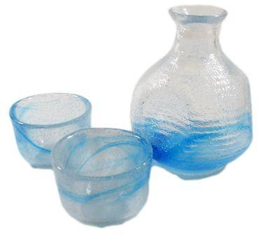 Sake Cups Hand Painting Set Of