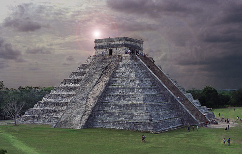 Chichen Itza By Ted Van Pelt | by Ted Van Pelt